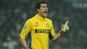 Inter Champions 2012 Julio Cesar