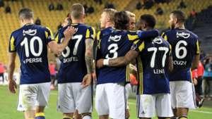 Fenerbahce Goal Celebration