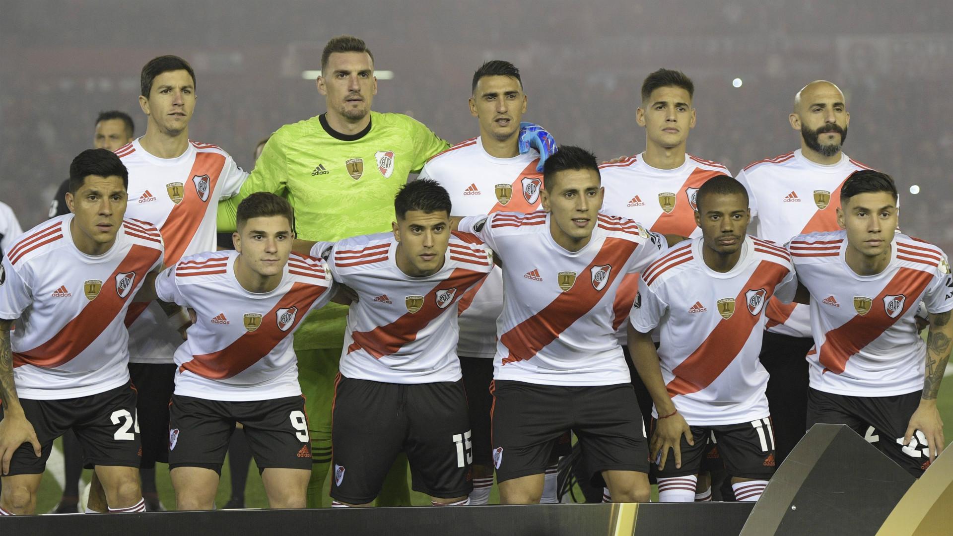 XI River Plate Cruzeiro Libertadores 23072019