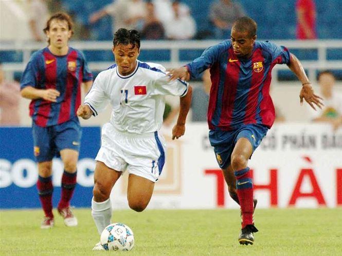 Barcelona B Vietnam 2005