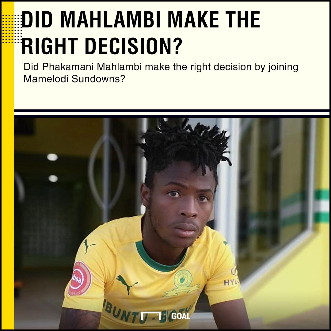 Phakamani Mahlambi PS