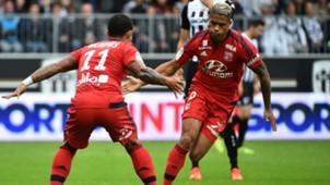 Mariano Diaz Angers Lyon Ligue 1 01102017