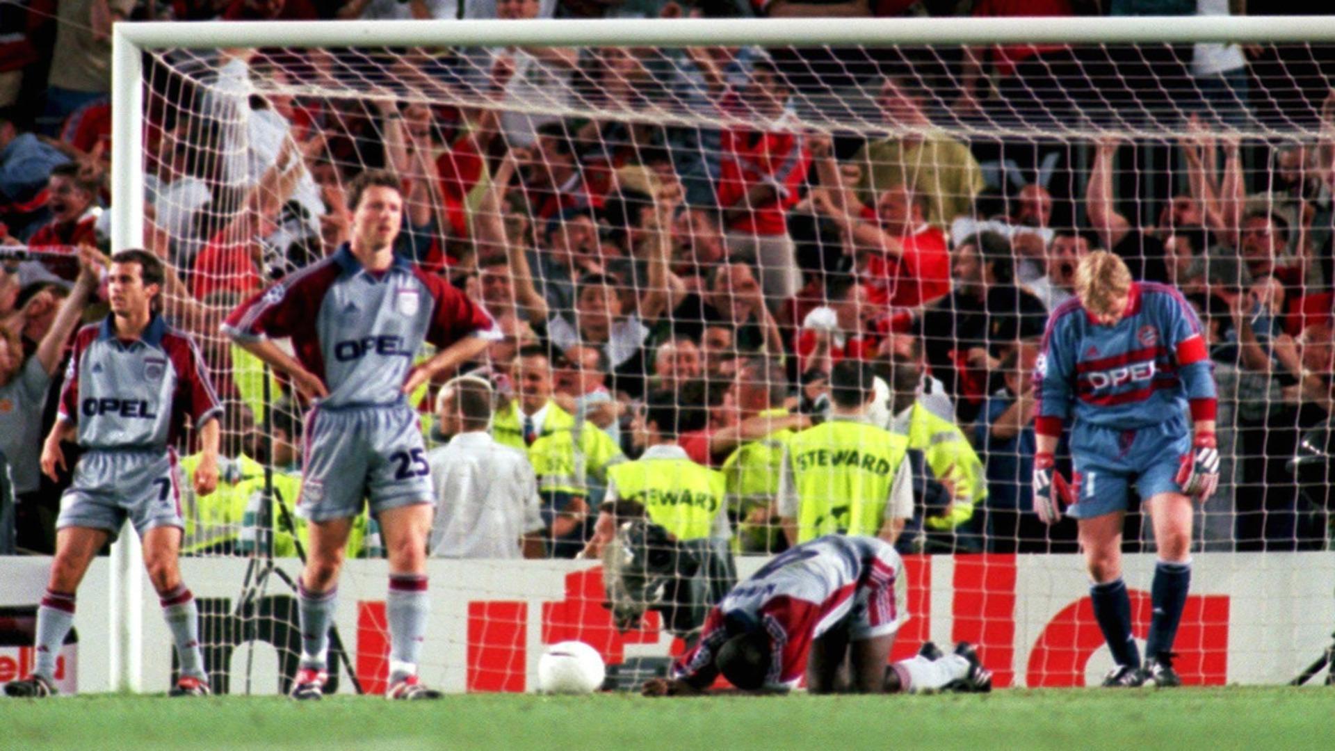 Sammy Kuffour 1999 UCL Final