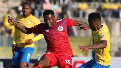 Mamelodi Sundowns v SuperSport United - August 2019 Thamsanqa Gabuza