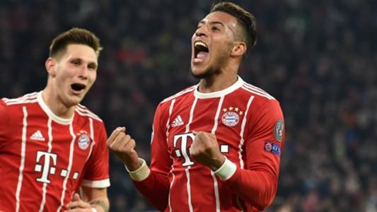 Corentin Tolisso FC Bayern Munchen Paris Saint Germain Champions League 05122017
