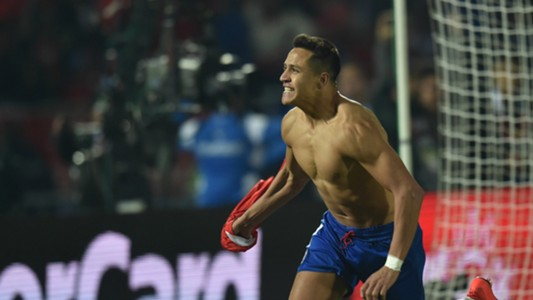 Alexis Sánchez Copa América 2015