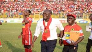 C.K Akonnor (Kotoko coach)