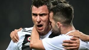 Mandzukic Milan Juventus Serie A