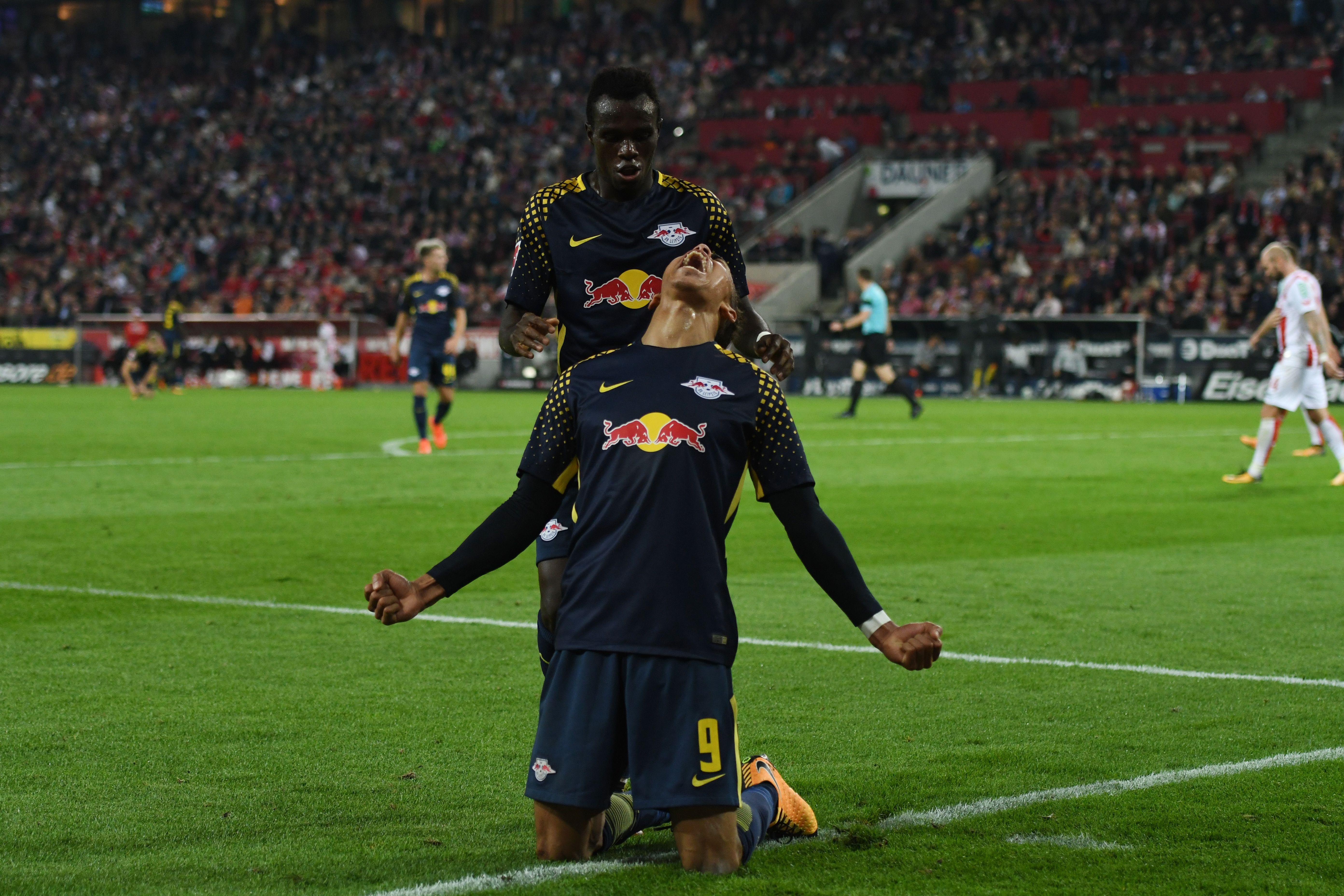 Youssouf Poulsen RB Leipzig