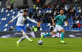 Parigini Italy U21 Germany U21
