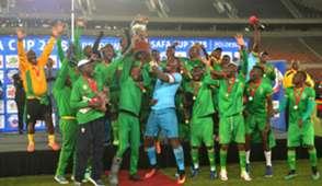 Zimbabwe Cosafa Cup 2018
