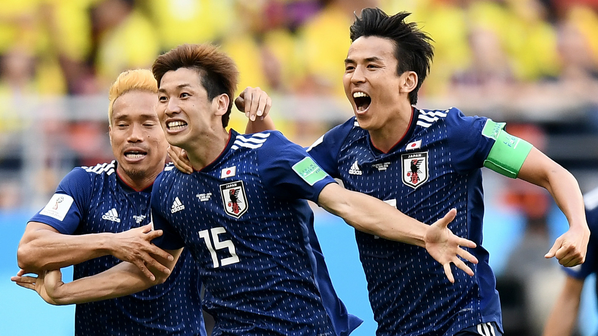 Japan reach last 16 on fair play points, will meet Belgium