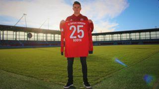 Taylor Booth Bayern Munich
