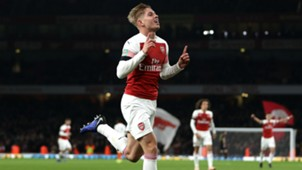 Emile Smith-Rowe Arsenal Carabao Cup 31102018