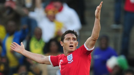Lampard England 2010 World Cup