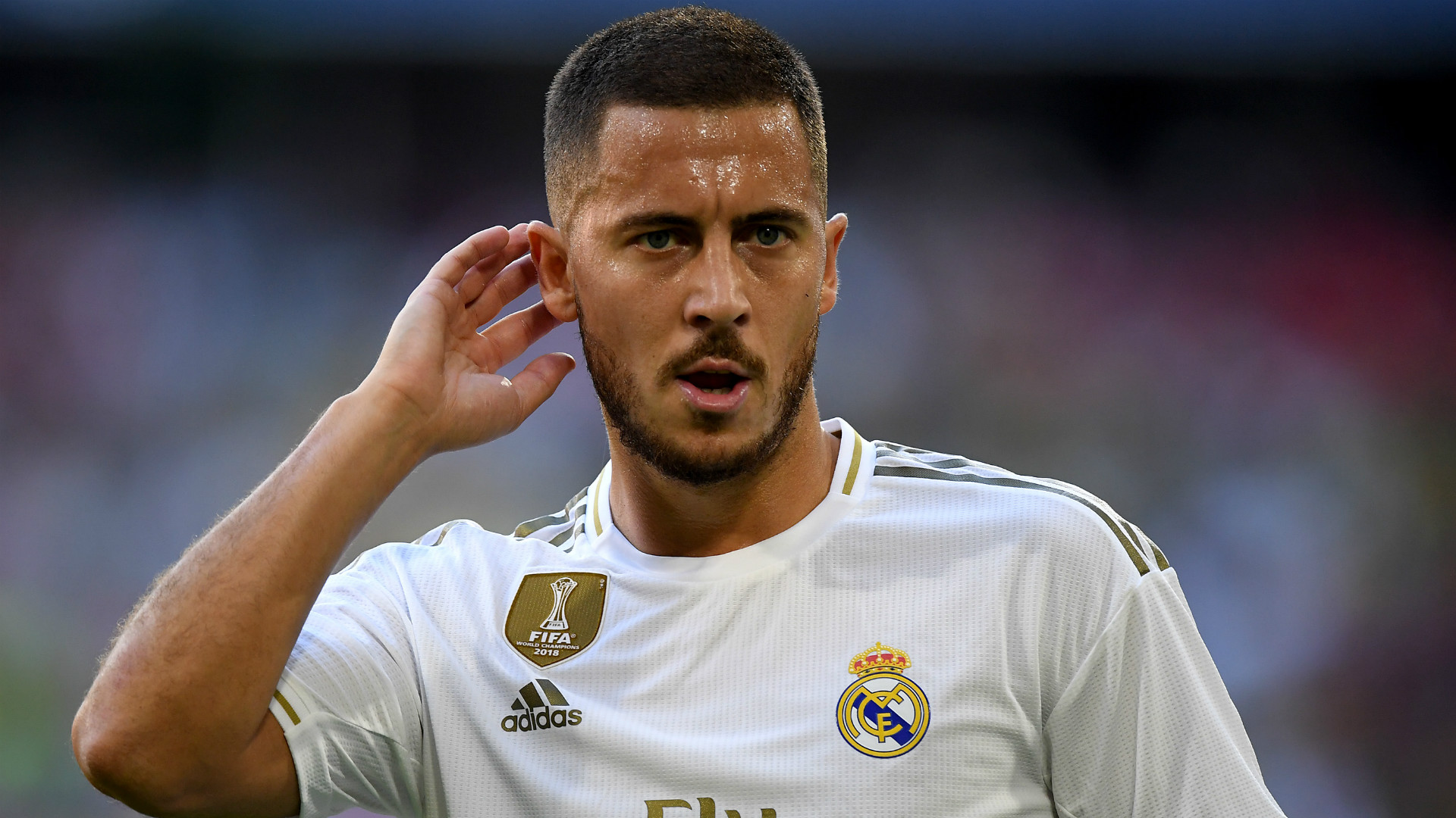 Eden Hazard Injury: Real Madrid New Boy Suffers Hamstring