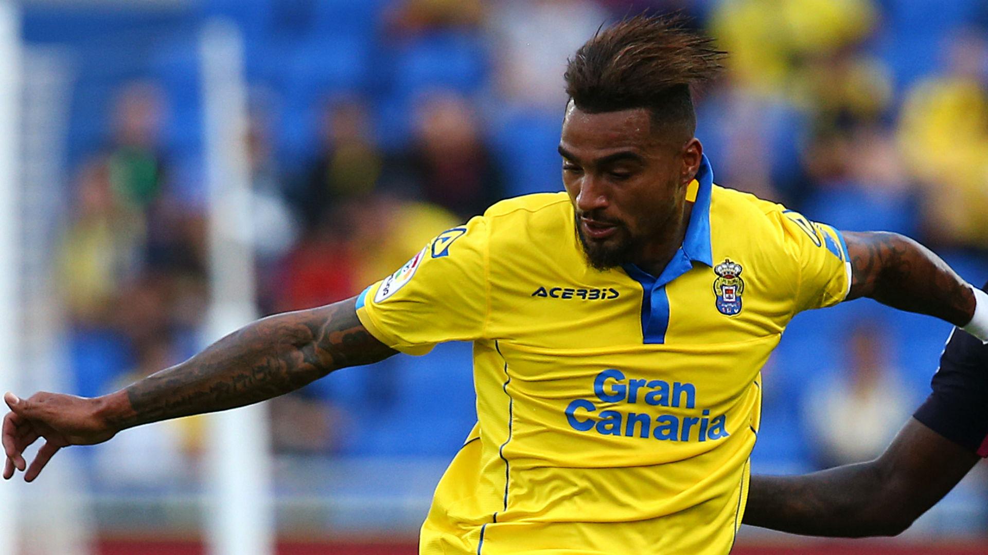 Kevin Prince Boateng rescinde su contrato con Las Palmas
