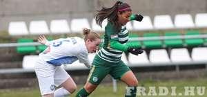 Ferencváros MTK női foci