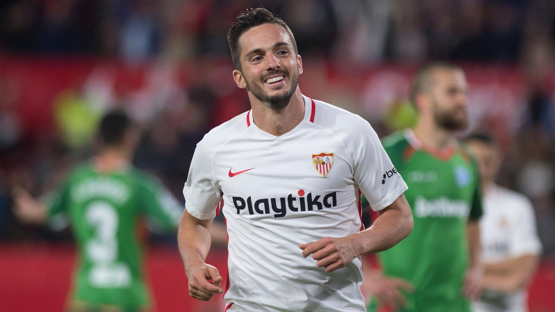 Offiziell: Pablo Sarabia wechselt vom FC Sevilla zu PSG