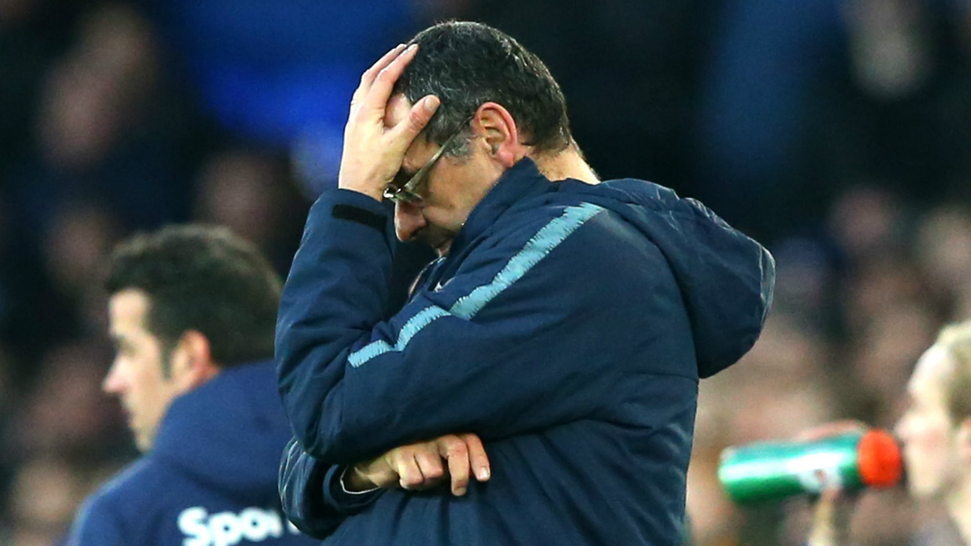 When could Maurizio Sarri be sacked from the Chelsea job