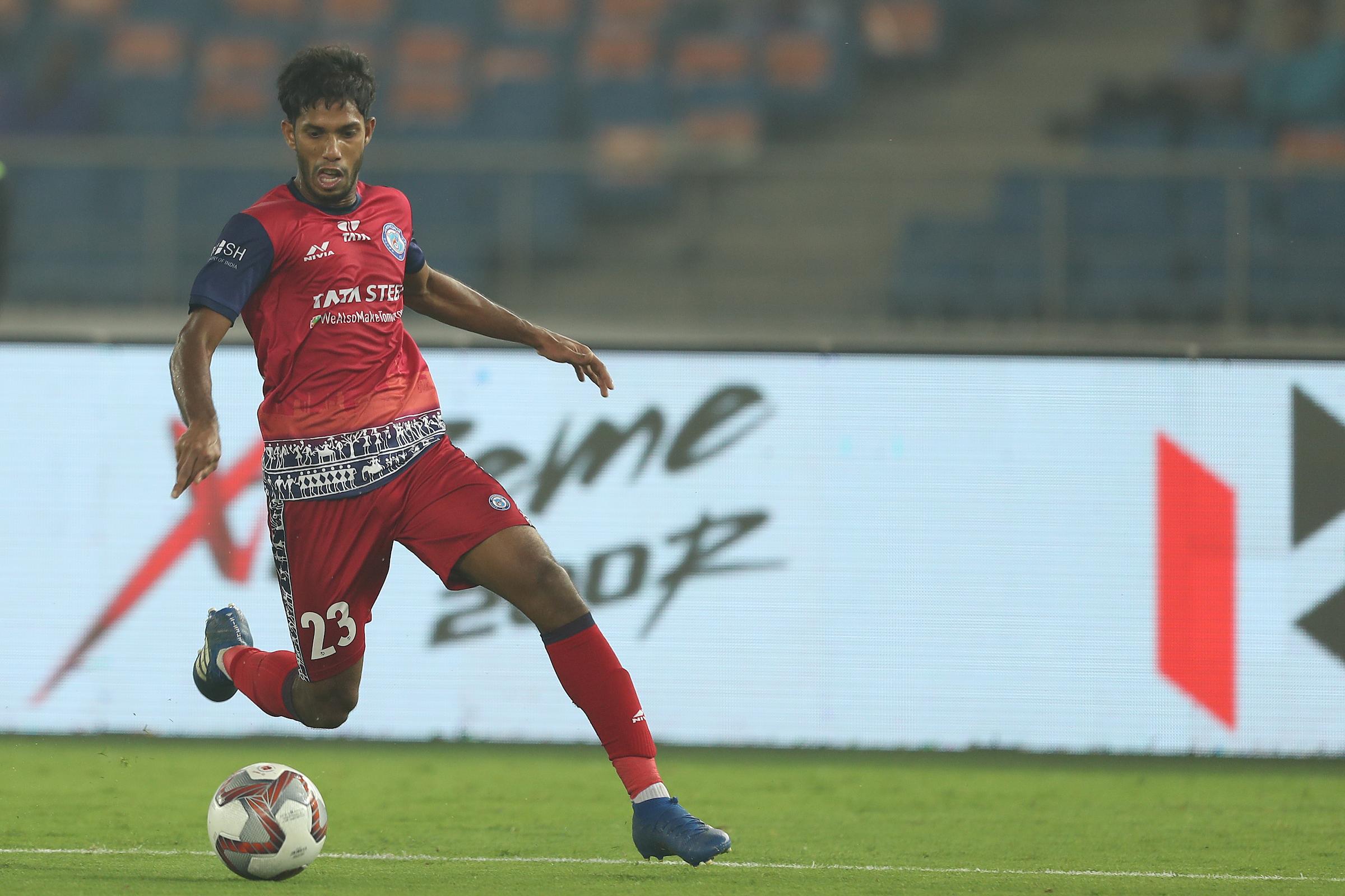 Michael Soosairaj Jamshedpur FC ISL 2018-19