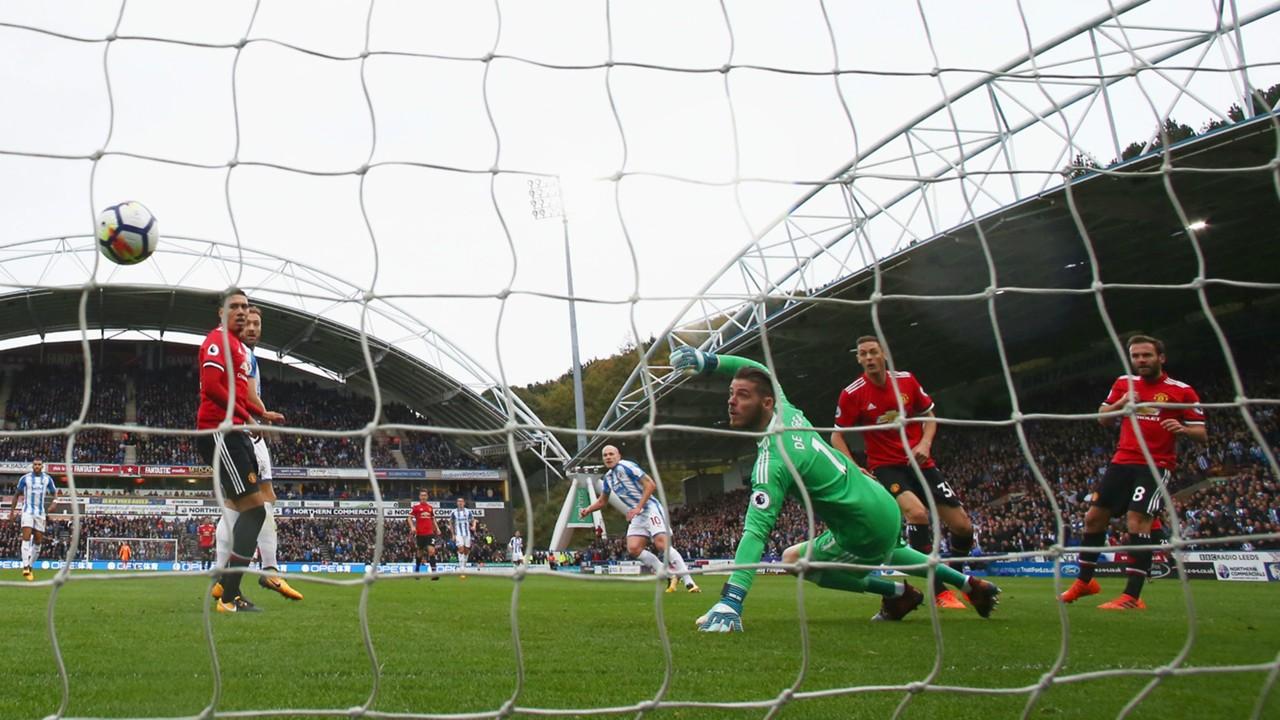 Manchester United Huddersfield Premier League
