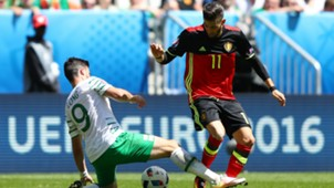 Yannick Ferreira-Carrasco Shane Long Belgium Republic of Ireland Euro 2016 18062016