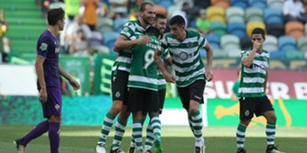 Sporting Fiorentina Club Friendlies 07292017