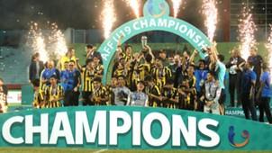 Selebrasi Juara Malaysia