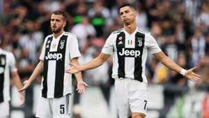 Miralem Pjanic Cristiano Ronaldo Juventus 2018-19