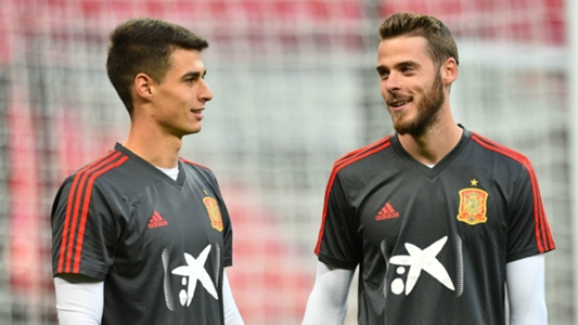 new style d17cc 14685 Chelsea vs Manchester United: How Kepa Arrizbalaga rose from ...
