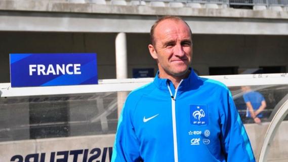 Lionel Rouxel France U17