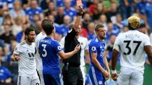 Jamie Vardy, Leicester City, Premier League 08182018