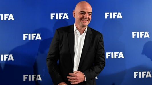 FIFA president Infantino pledges 'best World Cup ever' in Qatar