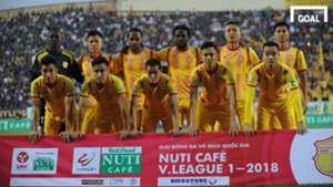Nam Định vs Hải Phòng