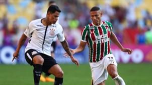 Giovanni Augusto Richarlison Fluminense Corinthians Brasileirao Serie A 23072017