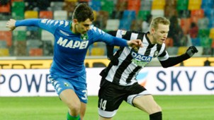 Jankto Dell'Orco Udinese Sassuolo Serie A