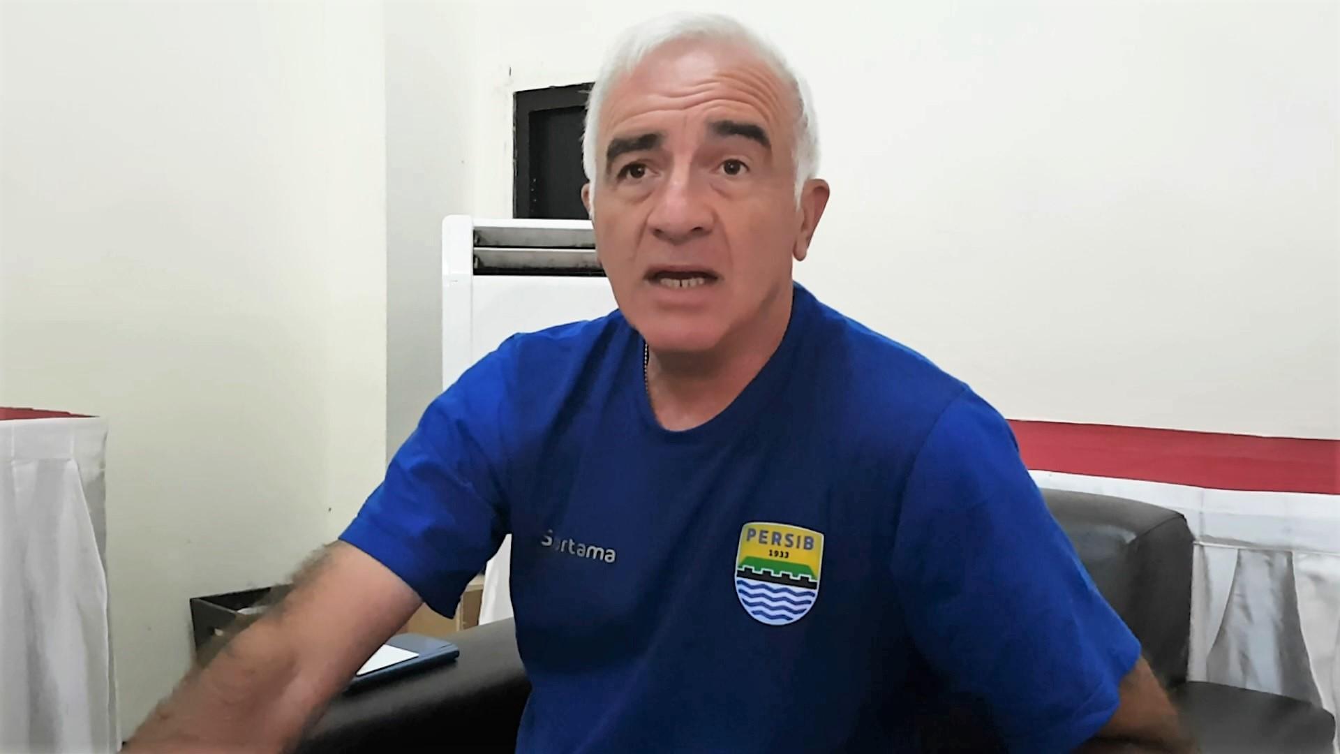 Mario Gomez - Persib Bandung