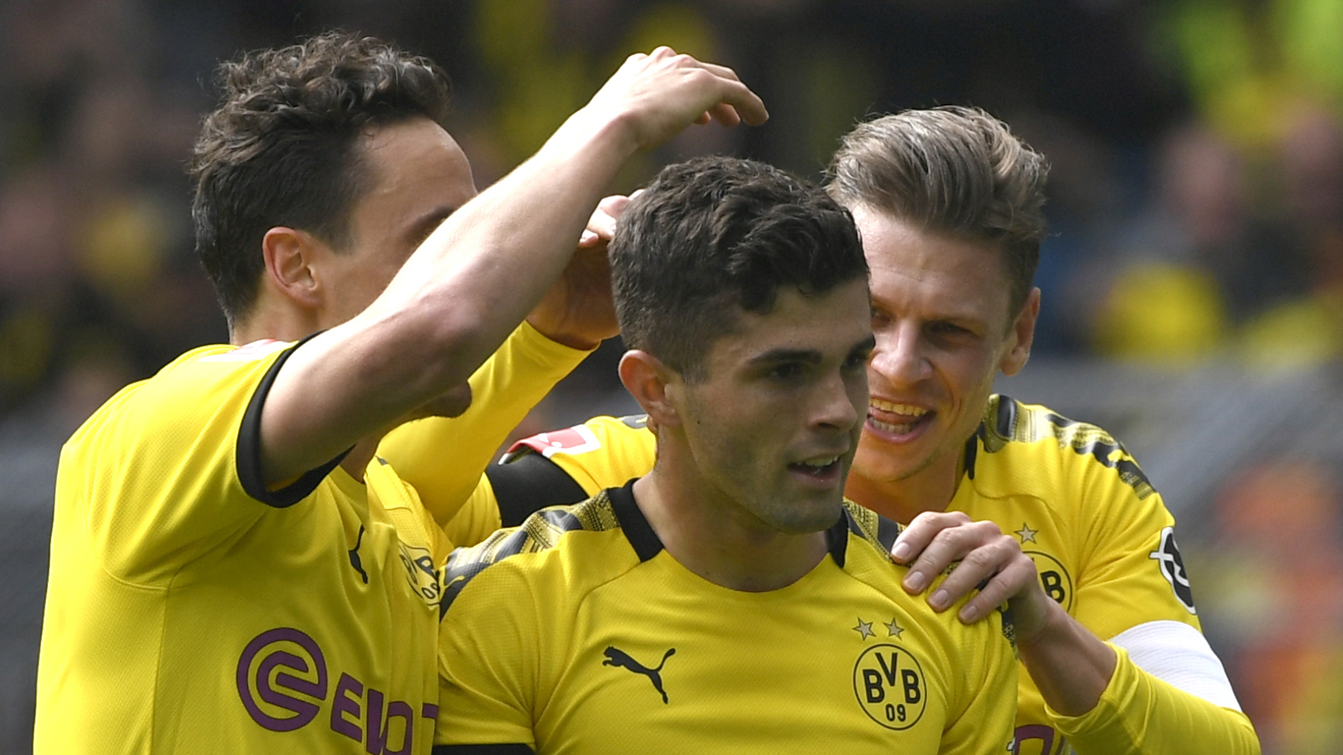 Christian Pulisic Dortmund 2019