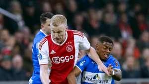 Donny van de Beek, Ajax - PEC Zwolle, 03132019