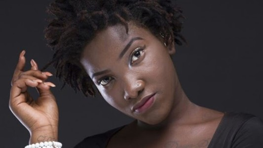Ghana singer Ebony Reigns