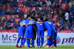 ทีมชาติไทย - คิงส์คัพ 2018