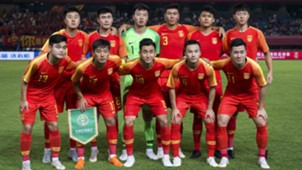 China Starting XI