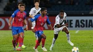 S. Kunanlan, Johor Darul Ta'zim v Gyeongnam, AFC Champions League