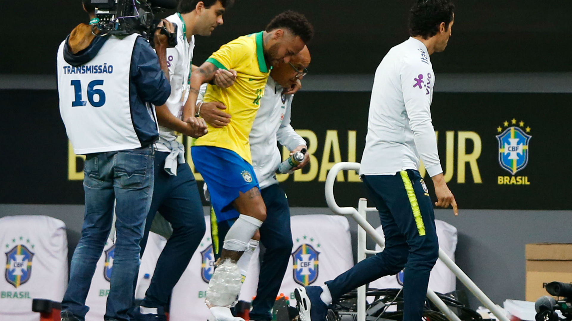 Image result for Neymar to miss Copa America after rupturing ankle ligament