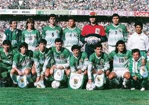 Bolivia 1993