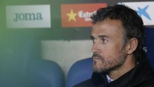 Luis Enrique Espanyol Barcelona LaLiga 29042017