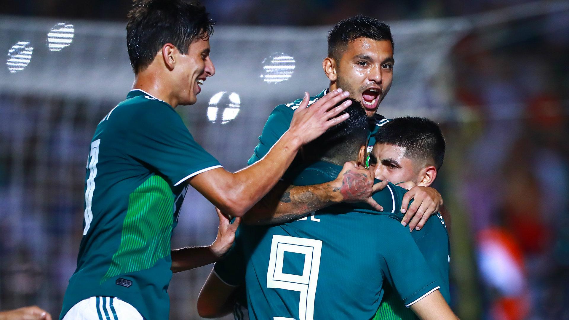 Selección Mexicana octubre 2018