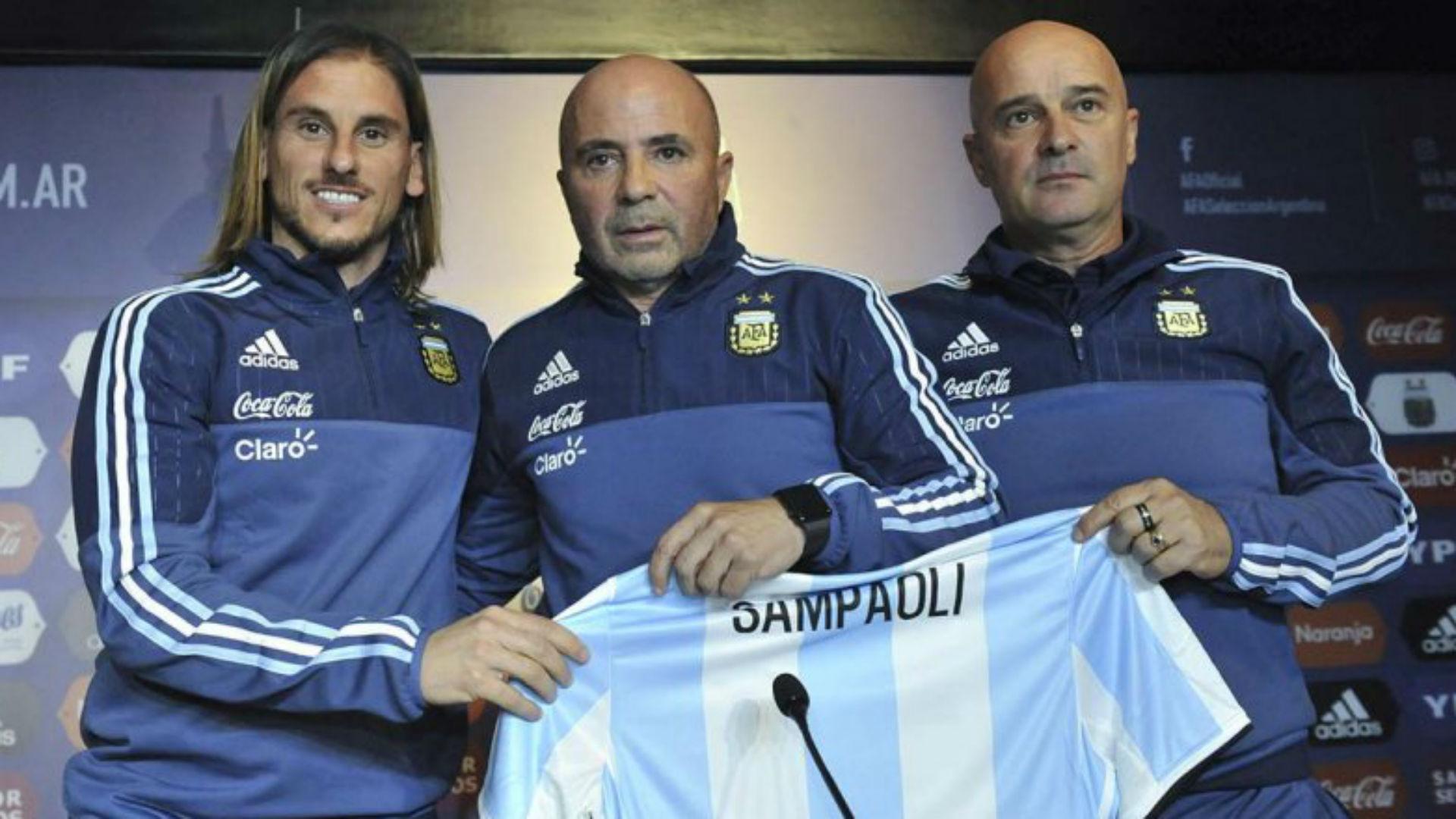 Beccacece Sampaoli Jorge Desio Seleccion Argentina
