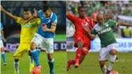 semifinales Liga Águila Collage